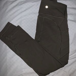 Lulu Lemon 7/8 Leggings